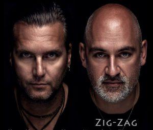 Live-Band Zig-Zag