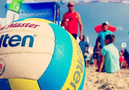 Kinder-Strandkorb-Olympiade