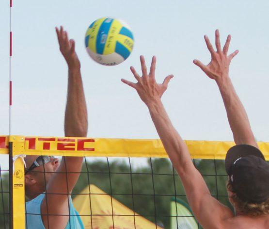 Beachvolleyball Regeln