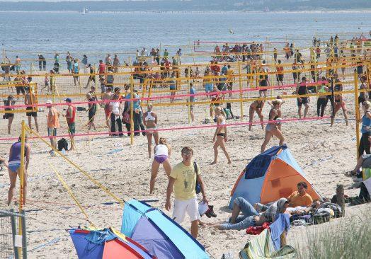 Beachcamp-Finale