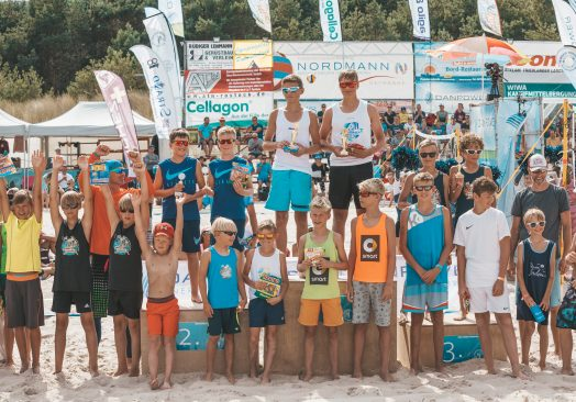 USEDOM-Active Kids Cup sponsored by toom-Baumarkt Anklam