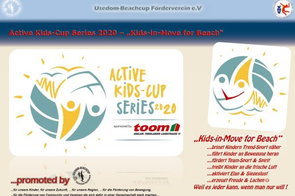 Active Kids-Cup sponsored by TOOM Baumarkt Anklam